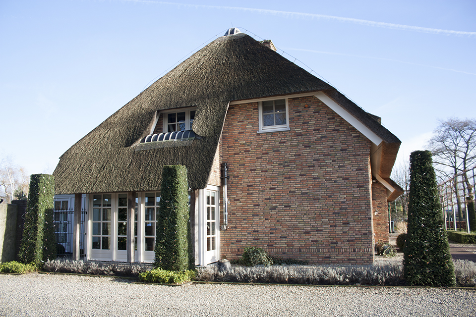 Bouwservice van dijk - Stenen huis uitbreiding ...
